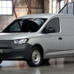 Volkswagen Caddy пятой серии совсем скоро появится в продаже